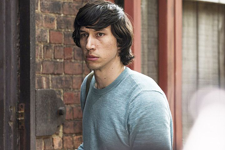 Adam Driver Looks So Much Like My Husband When He Was In His 20s
