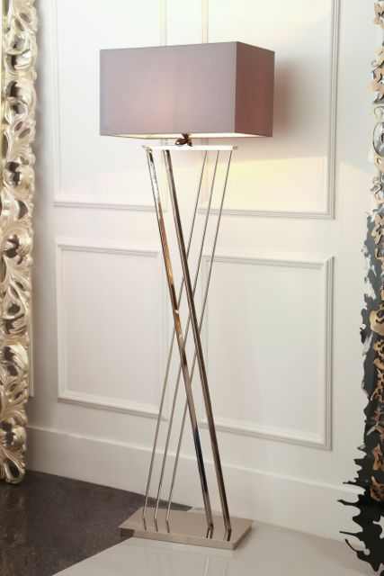 Opulence For Any Setting The Luxury Floor Standing Lamp Make Your Mark And Express Yourself Floor Lamp Design Floor Standing Lamps Lamp