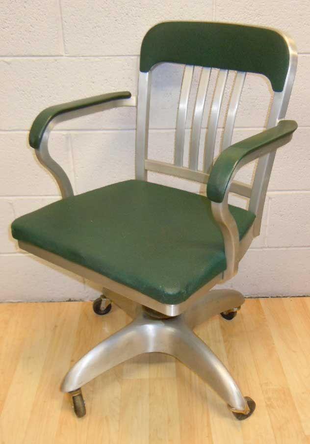 Goodform Aluminum Chair Mid Century Modern Eames Era Mid Century
