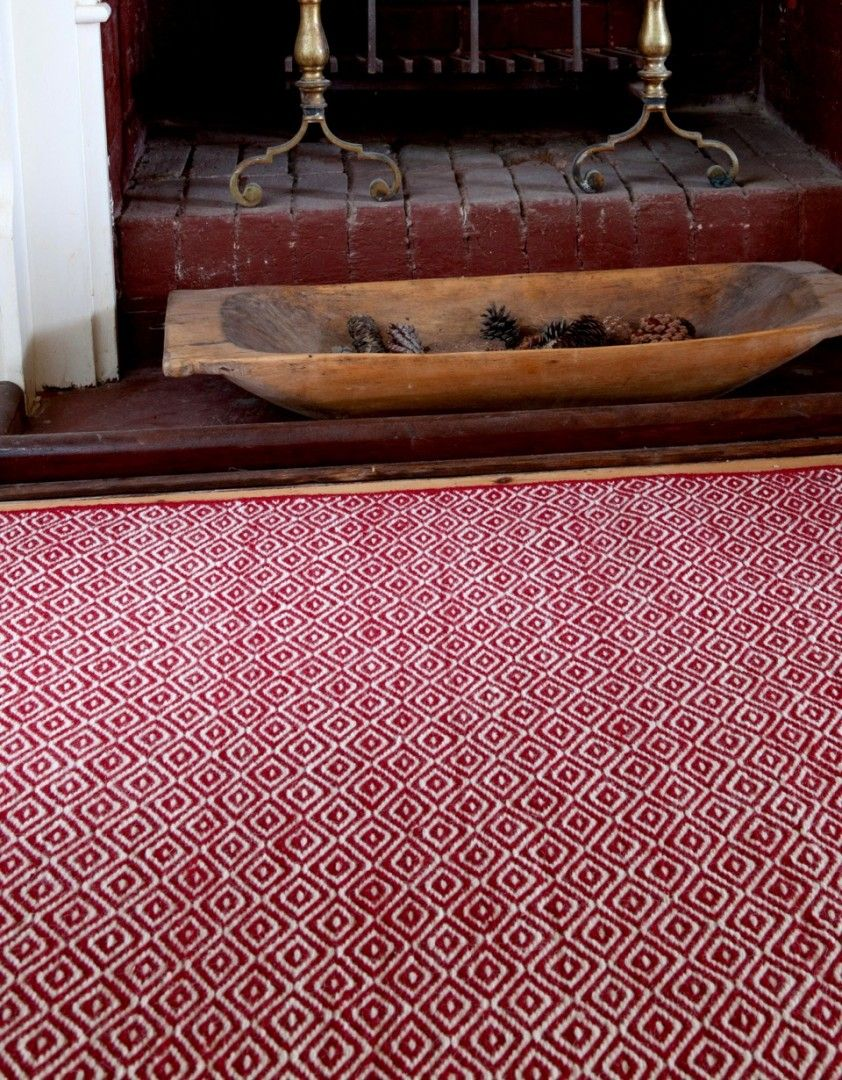 Masai Weave rug from Armadillo & Co.