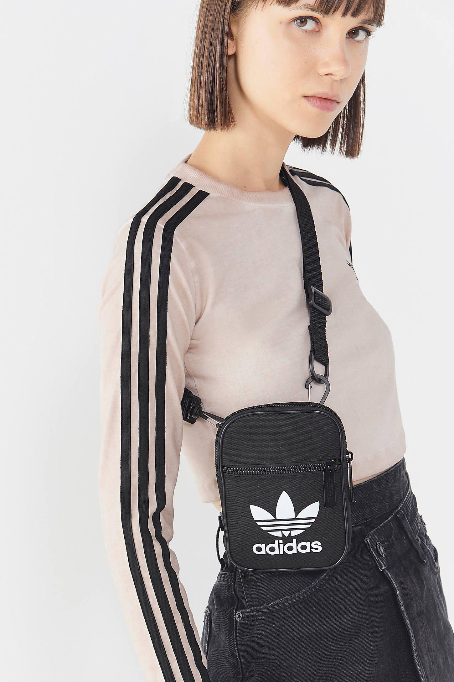7957c0ed8c adidas Originals Trefoil Festival Crossbody Bag in 2019