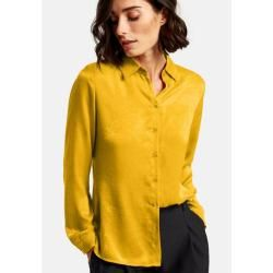 Photo of Flowing shirt blouse Orange Typhoon
