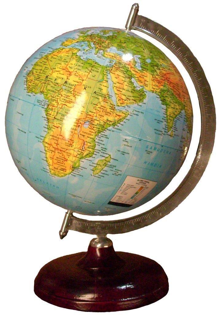 Globe Bola Dunia Fisikal Murah Lebihan Proyek Globe Bola Dunia Dunia