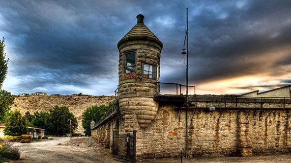 Old Penitentiary. Promote local progress using boisethinks.org!