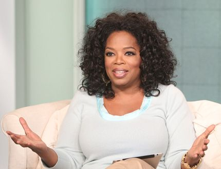"""""""Be thankful for what you have; you'll end up having more. If you concentrate on what you don't have, you will never, ever have enough."""" -- Oprah Winfrey"""