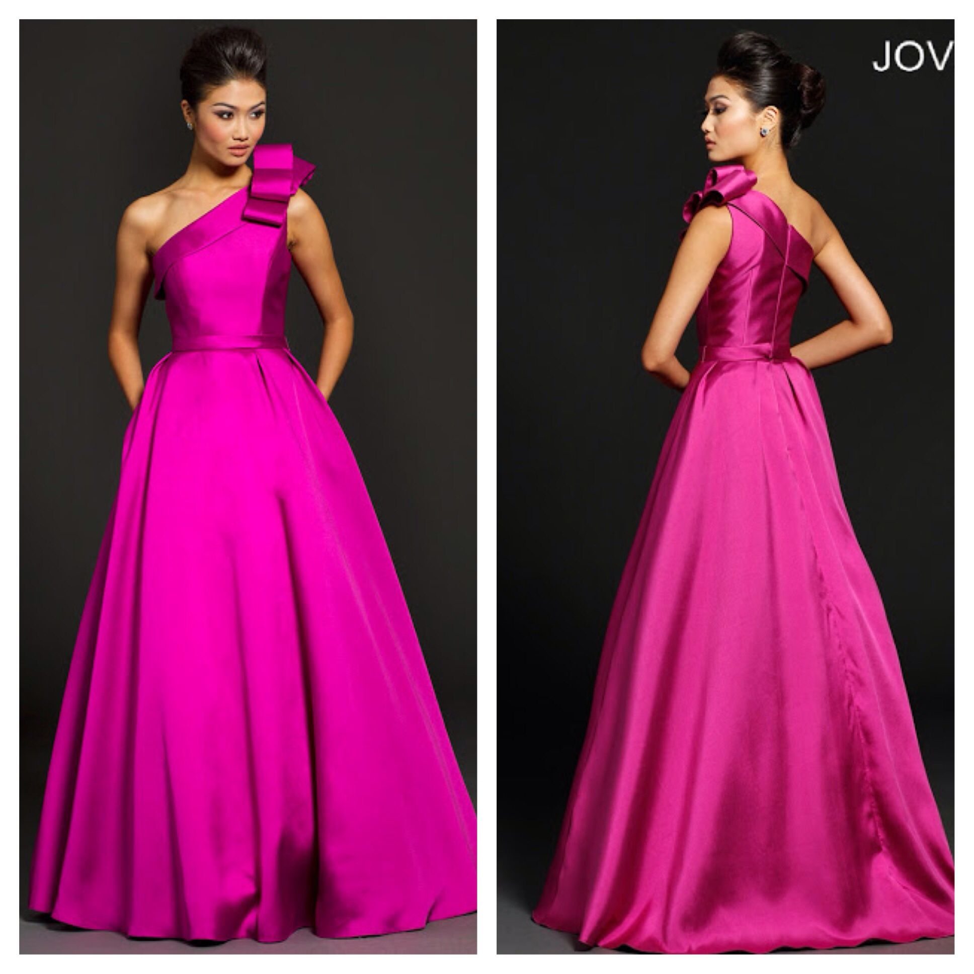 Jovani 98249. Available in Purple, Royal, Green and Black. mia bella ...