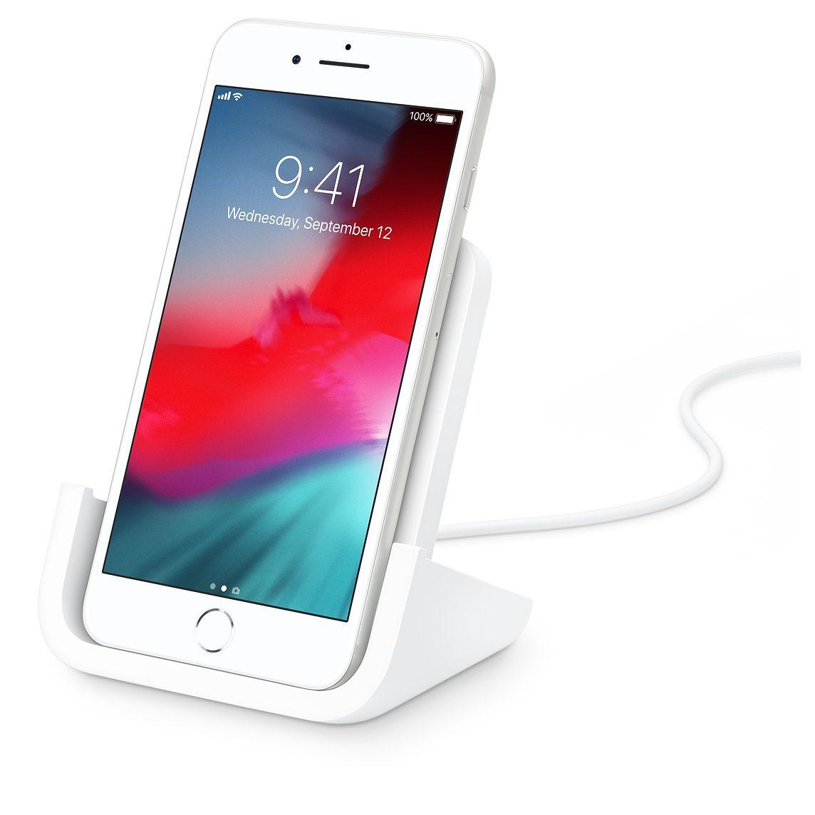 Logitech Powered Wireless Charging Stand Apple