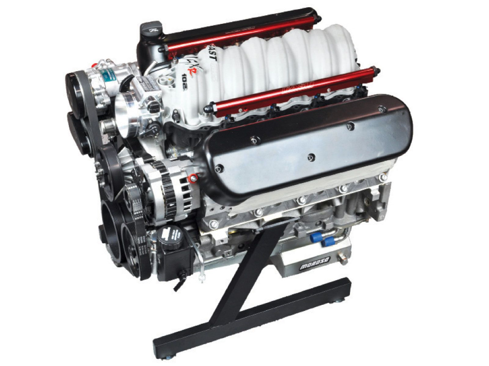 HOT ROD puts together a LS Engine builder\'s guild for all the old ...