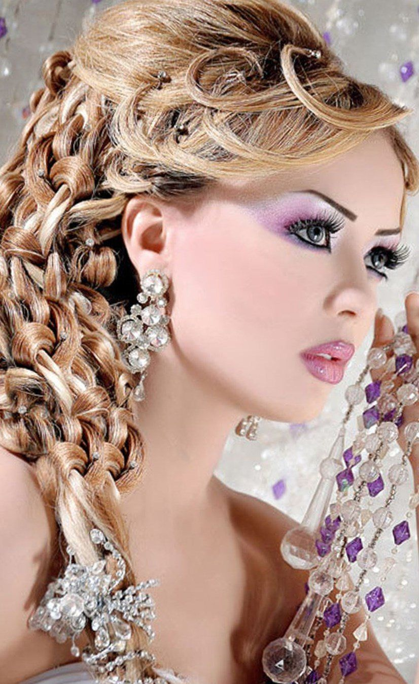 Coiffure Mariage Libanais Coiffure Cheveux Idee