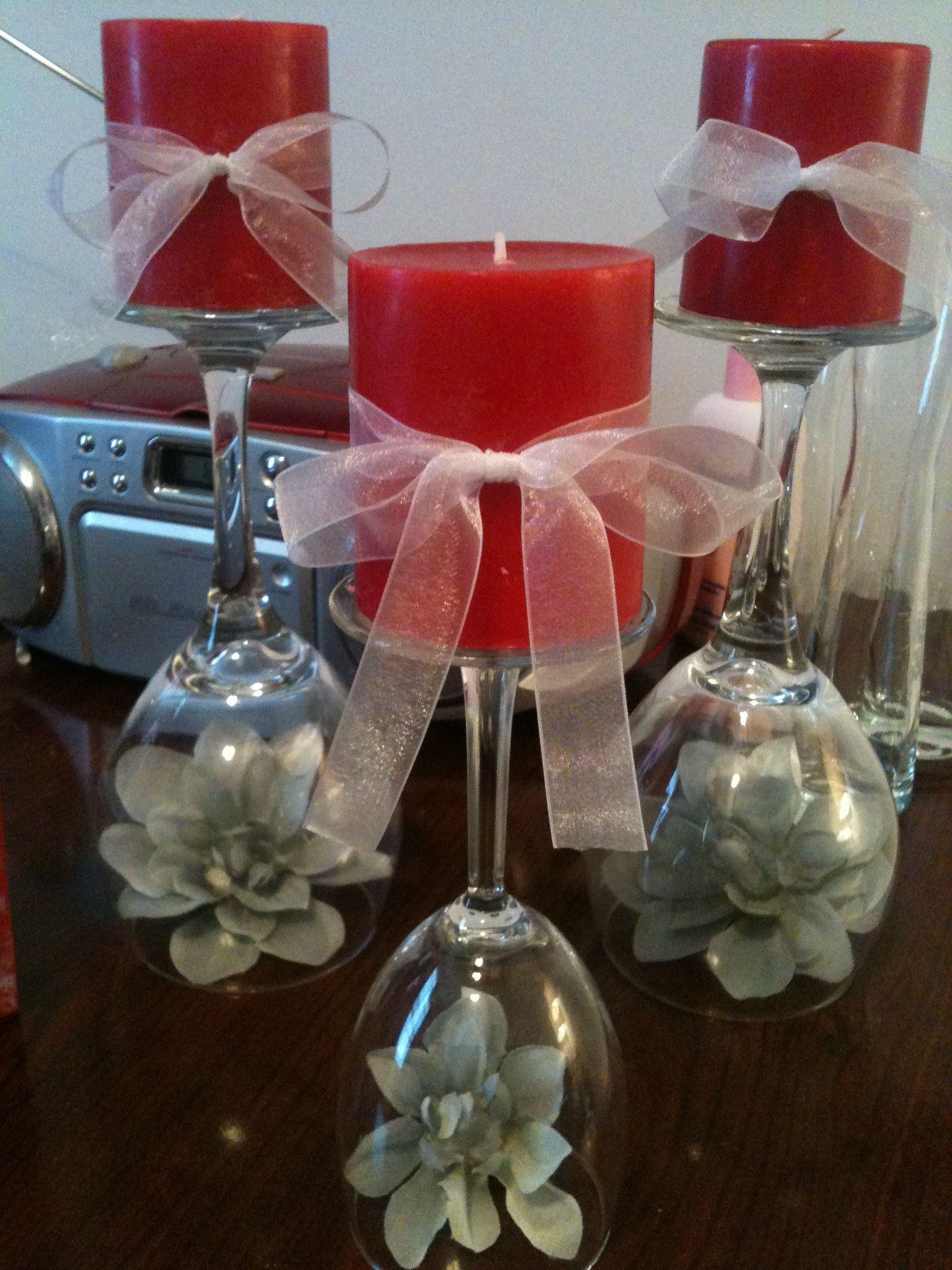 My Wedding Reception Centerpiece For Bride Groom Table