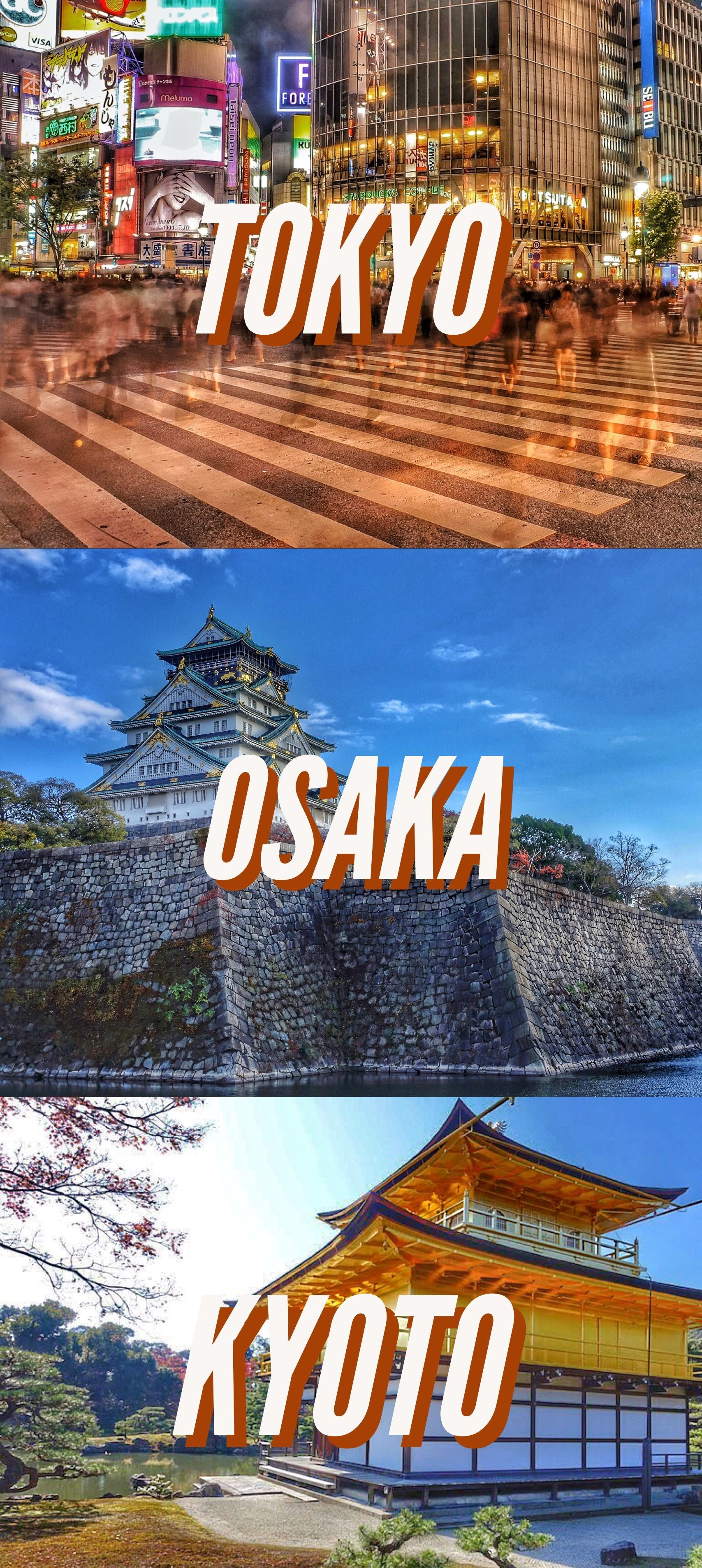 tokyo kyoto osaka travel itinerary and guide one week. Black Bedroom Furniture Sets. Home Design Ideas