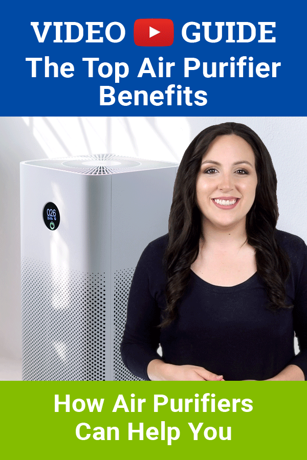 The Top Benefits of Air Purifiers (How an Air Purifier