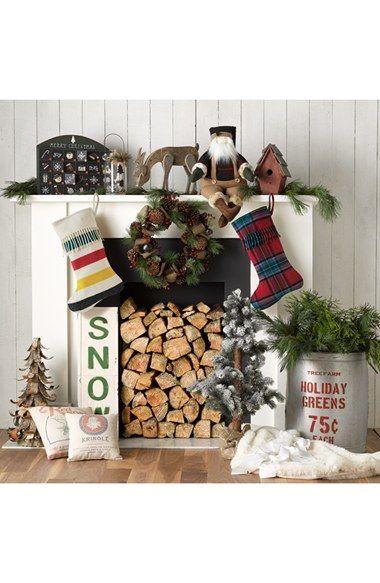 foreside birch bark tree decoration nordstrom - Nordstrom Christmas Decorations
