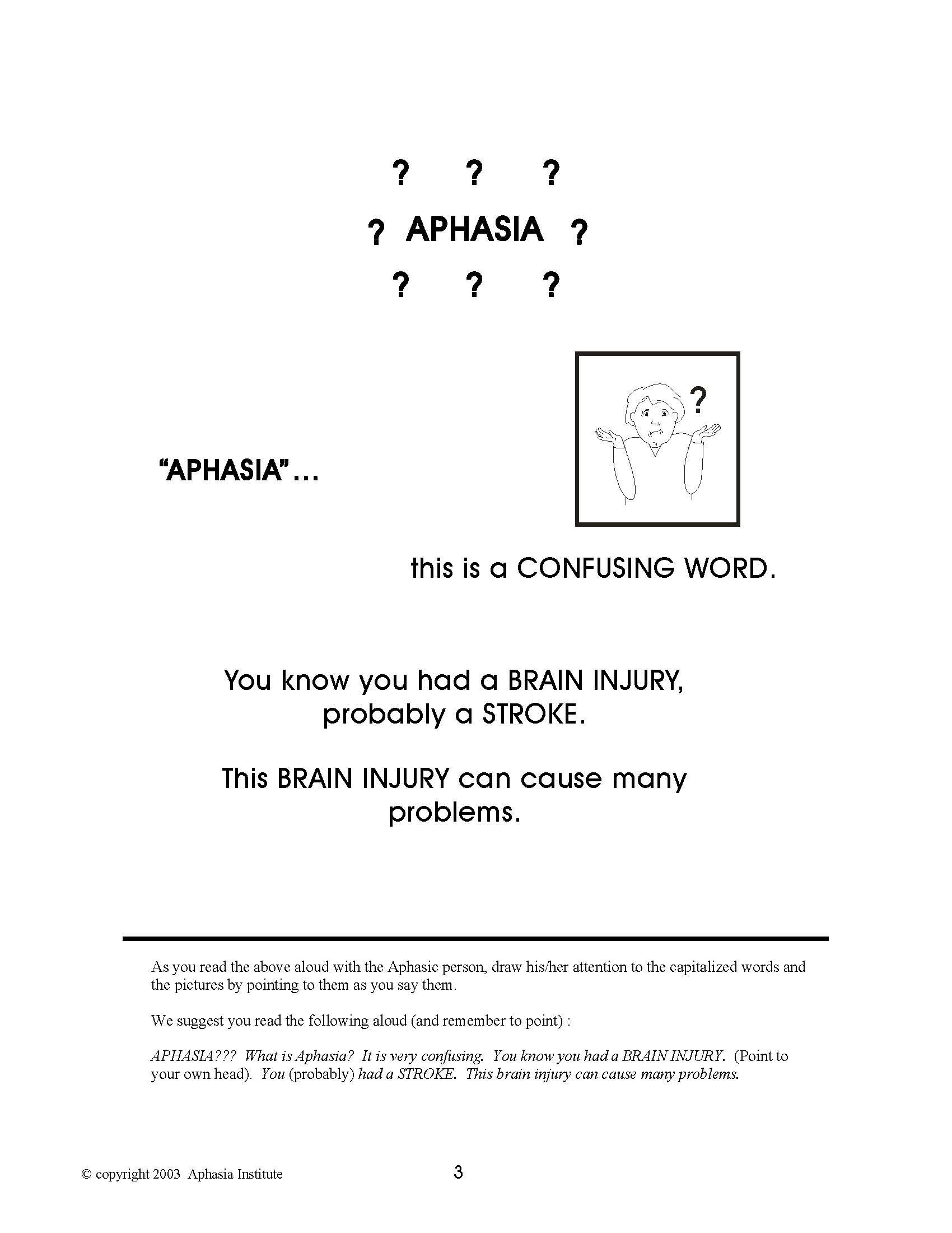 Aphasia Institute