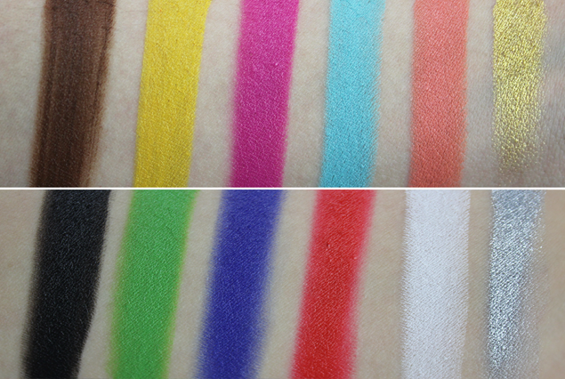The Best 20 Pics Makeup Forever Flash Palette Swatches And