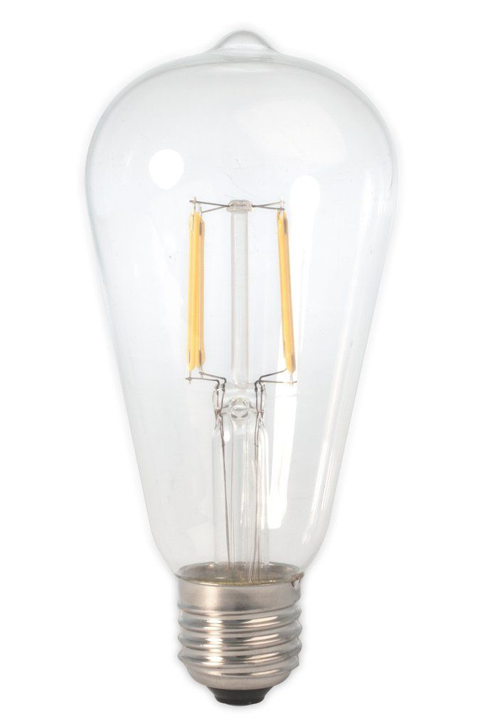 St64 120v 2 Watt Led Antique Filament Light Bulb Vintage Nostalgic Loft Lighting Lowvoltage Energysaving L Filament Bulb Lighting Light Bulb Battery Lights