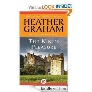 d6e9016a5218 The King's Pleasure: Heather Graham: Amazon.com: Kindle Store Bought ...
