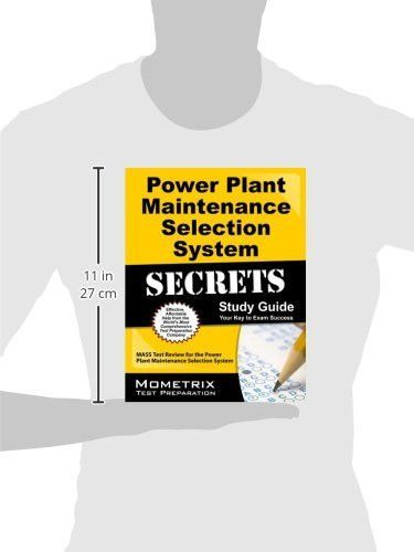 Power Plant Maintenance Selection System Secrets Study Guide: MASS Test Review for the Power Plant M