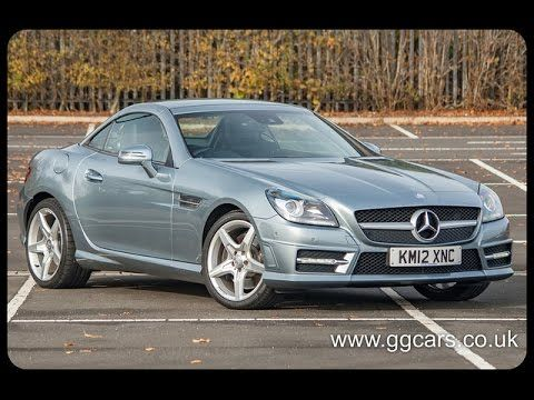 Mercedes Benz Slk 3 5 Slk350 Blueefficiency Amg Sport 2dr