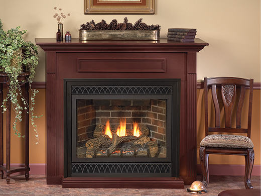 Tahoe Direct Vent Fireplaces White Mountain Hearth With Images Direct Vent Fireplace Fireplace Gas Fireplace Insert