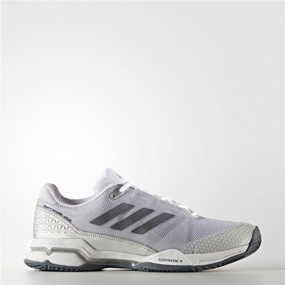 Adidas Barricade Club Shoes (Night Running White Ftw