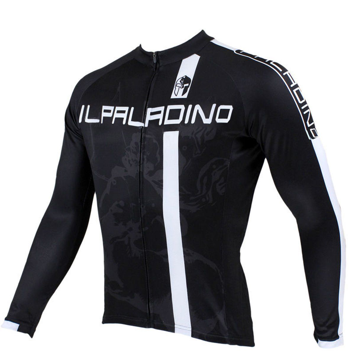 ILPALADINO Human Head Horse Body Man s Short long-sleeve Cycling Jersey  Team Jacket T-shirt Summer Spring Autumn Clothes Sportswear Black NO.005 -  Cycling ... 59d95aa77