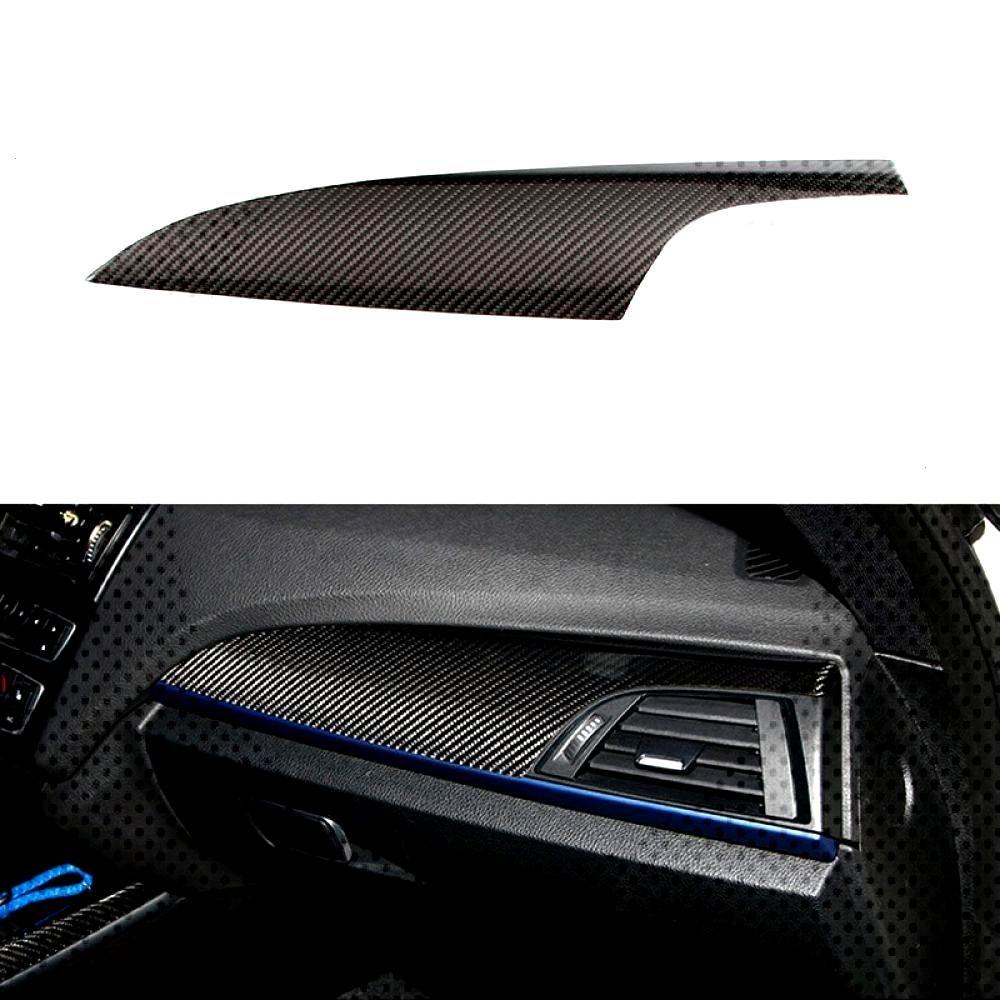 Introducing our lastest 100% Carbon Fiber Co-pilot Control Dec Cover Trim For BMW 1 Series F20 118i