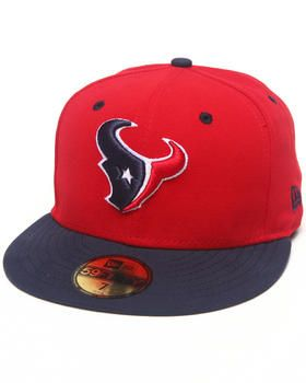 new concept 7961c b2103 New Era   Houston Texans Nfl Two Tone 5950 Fitted Hat. Get it at DrJays.com