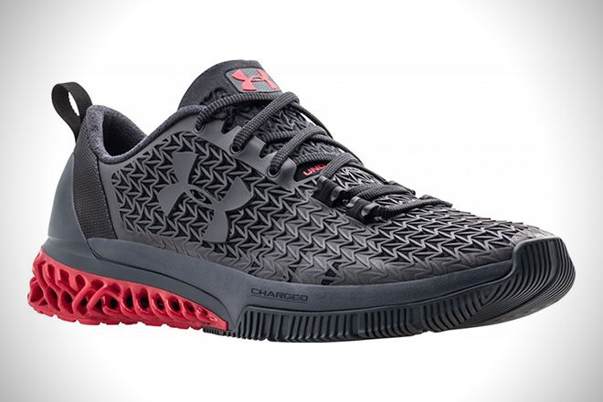 Under Armour 3D Printed Shoes 2