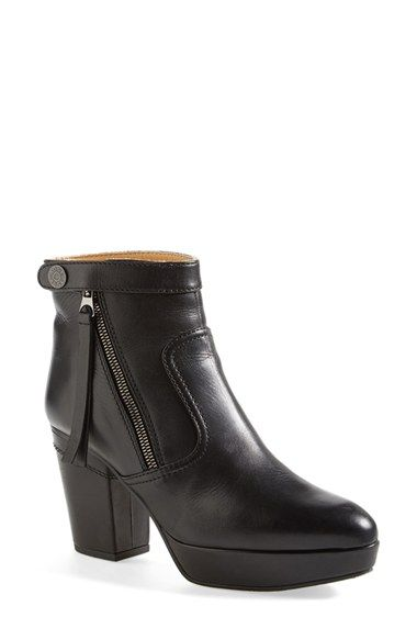 ec28cdcfaad4 Acne Studios  Track  Platform Ankle Boot (Women) available at  Nordstrom