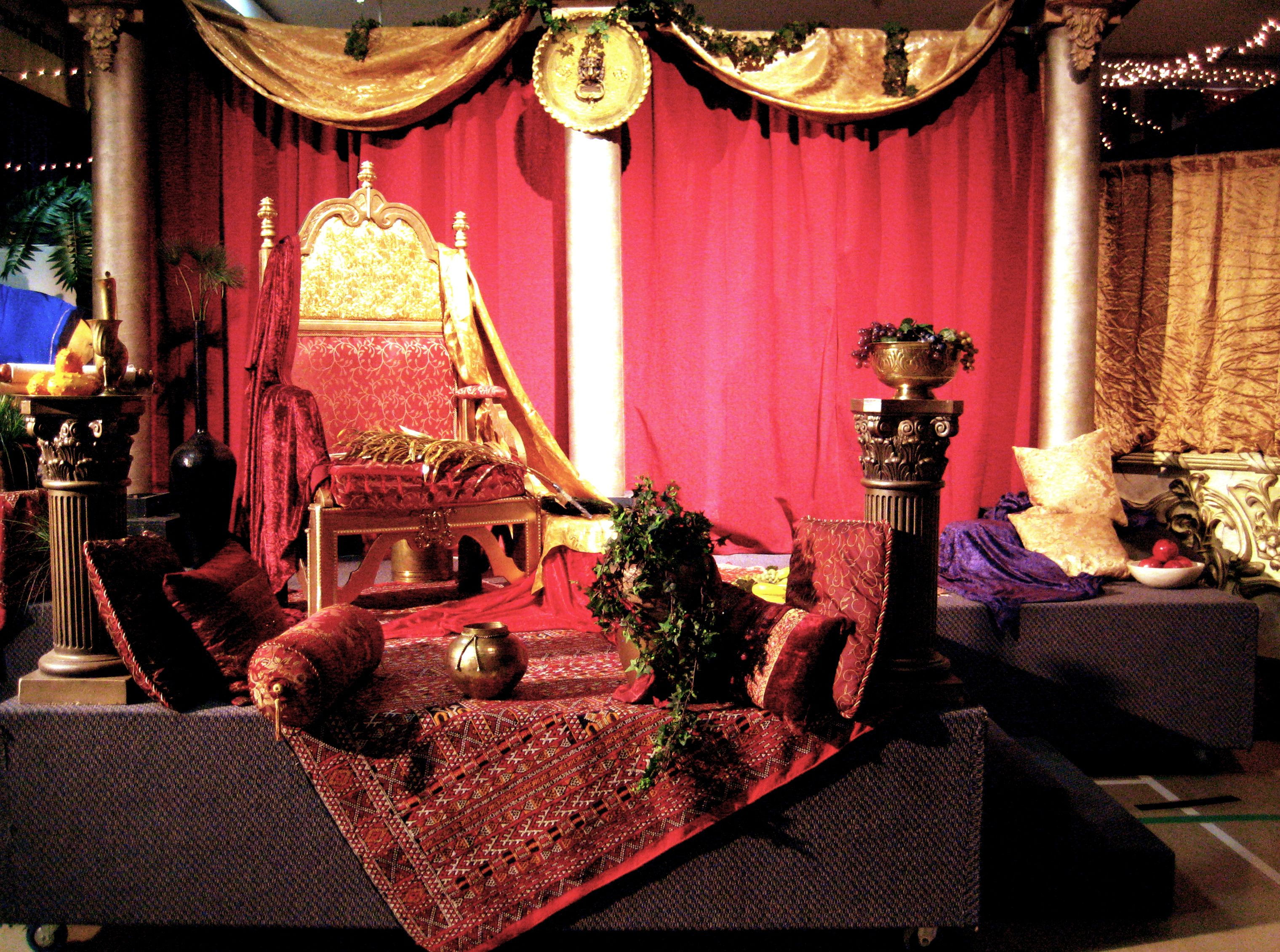 king herod/palace - Google Search | Christmas pageant, Stage decorations, Royal christmas
