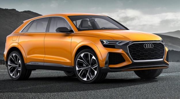 2020 Audi Q8 Release Date Audi Suv De Lujo Suv Audi