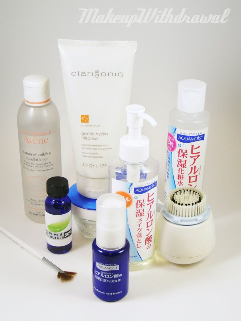 Current Skincare Routine I am surprise I was not in this types of stuffs early on. Very interesting to say the least