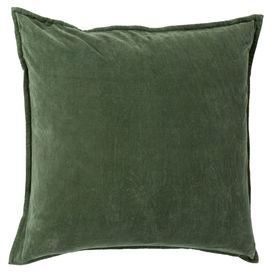 Add a pop of color to your sofa, arm chair, or windowseat with this delightful linen pillow in green olive.  Product: PillowConstruction Material: 100% Linen coverColor: Green oliveFeatures:  Insert includedZipper closure Cleaning and Care: With a dry cotton towel or white paper towel, blot out stain as much as possible. Scrape off any debris. Test fabric cleaner in discreet area. See manufacturer's label for further information.