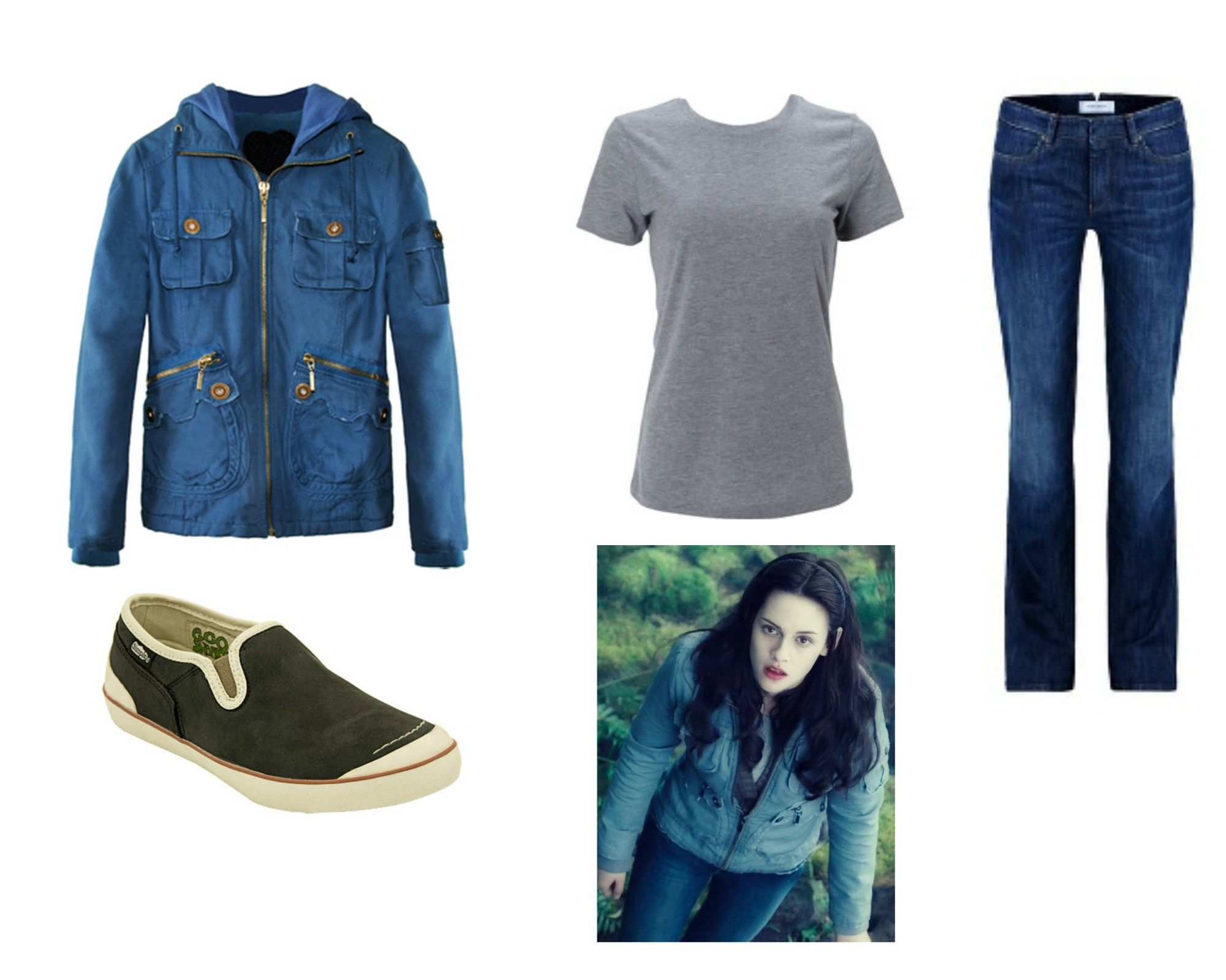 Bella Swan outfit, Twilight | Twilight clothes in 2019 ...