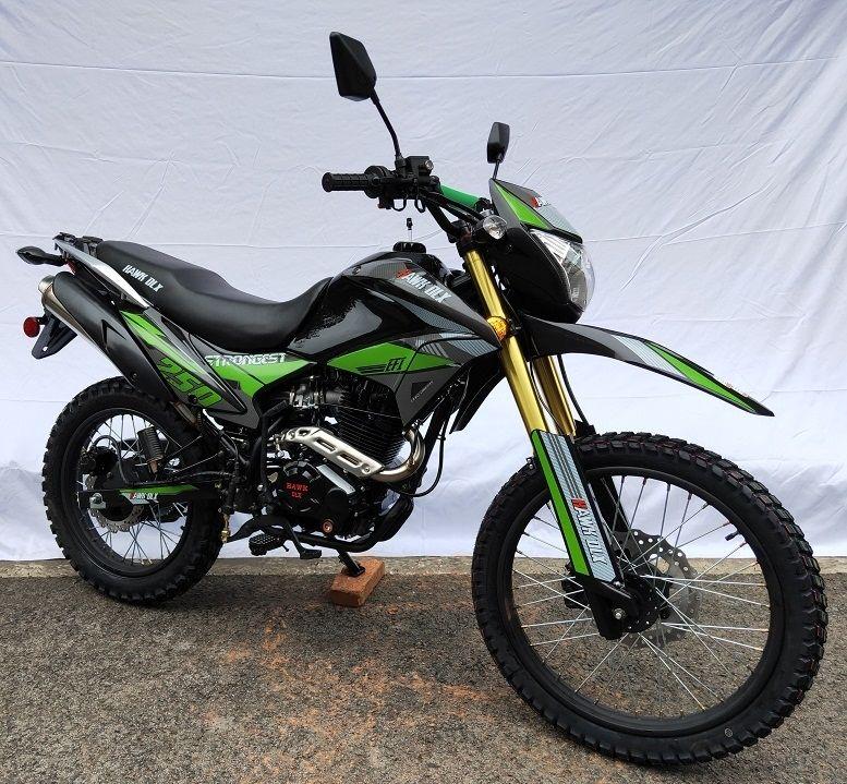 RPS Hawk DLX 250 Dual Sport Motorcycles Dual sport