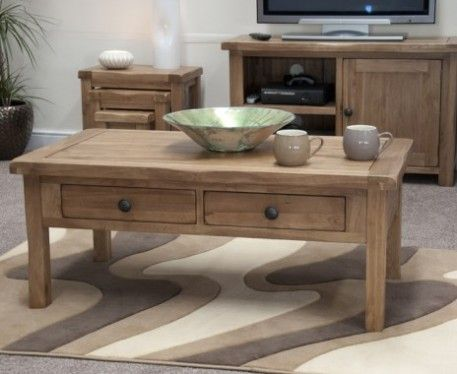 Bramley Oak Coffee Table like the design but not the stain color ...