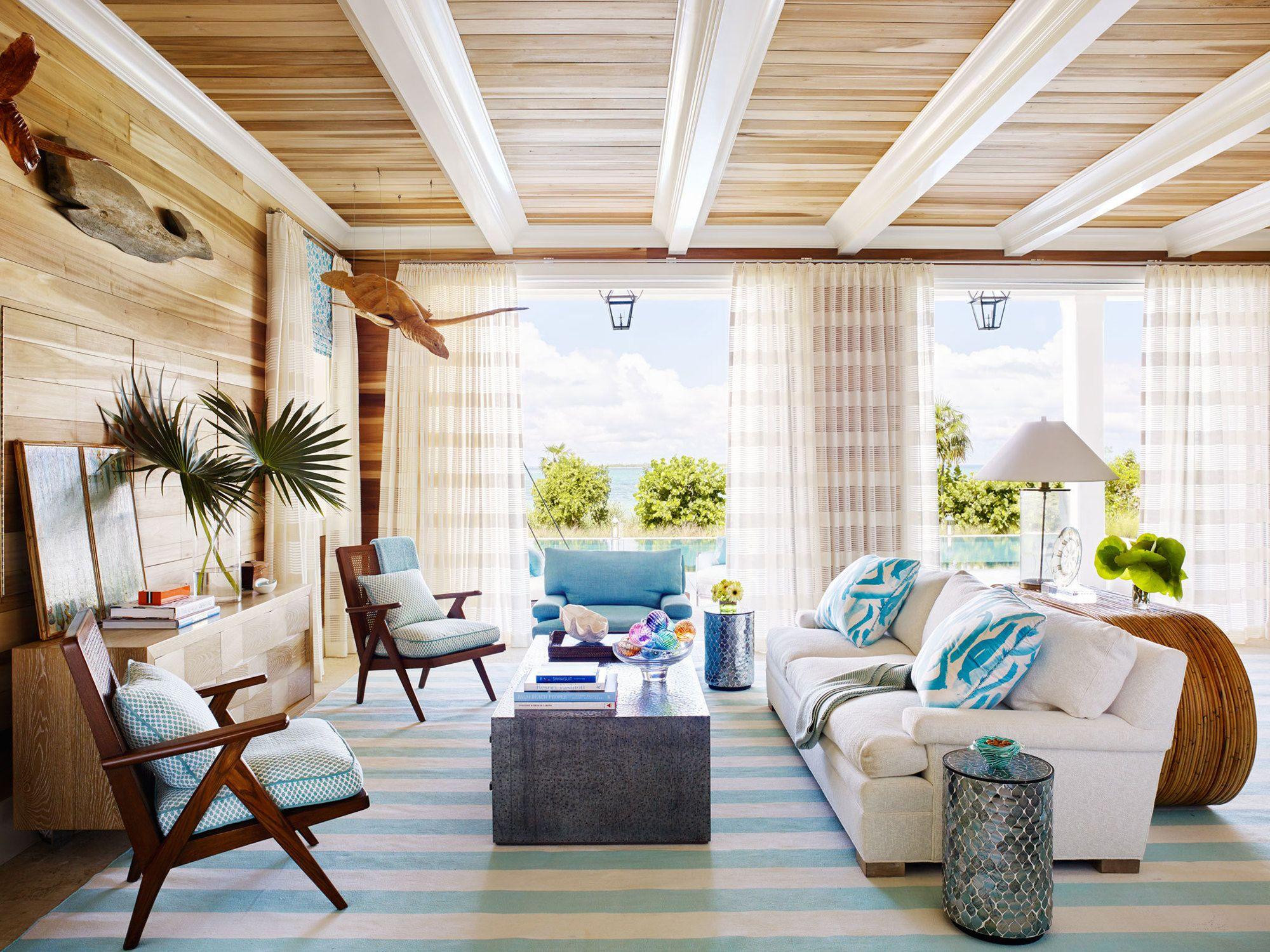 Beautiful Bahamas Home | Marshall Watson Interiors