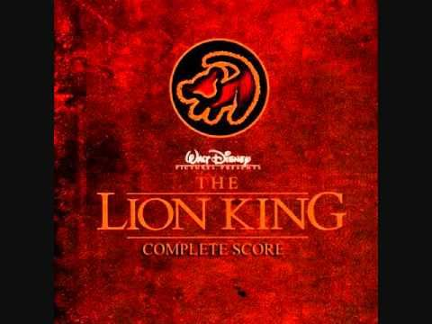 The Lion King Complete Score Playlist Music