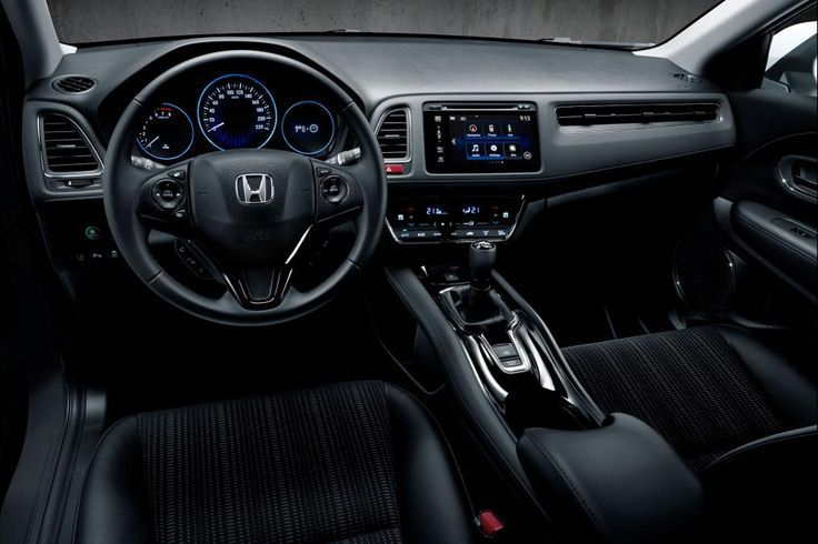 Cool Honda 2017 Hrv Interior New Carhonda