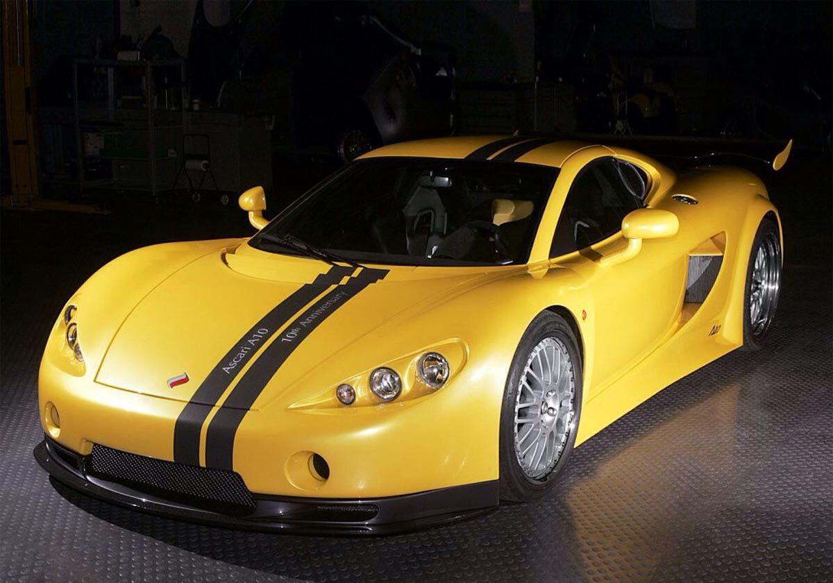 Ascari A10 Top 10 Fastest Cars Fast Cars Super Cars