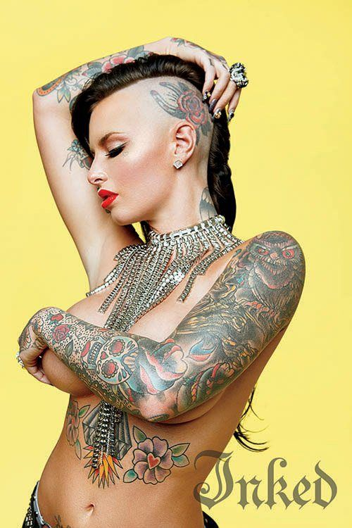 Not right Christy mack tattoo think
