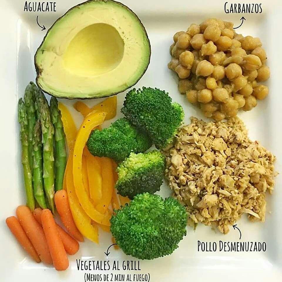 Comidas Saludables Recetas De Comida Saludable Comida Saludable Almuerzos Saludables