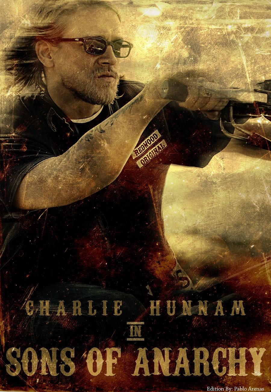 Nath Iamfree On Twitter Sons Of Anarchy Charlie Hunnam Anarchy