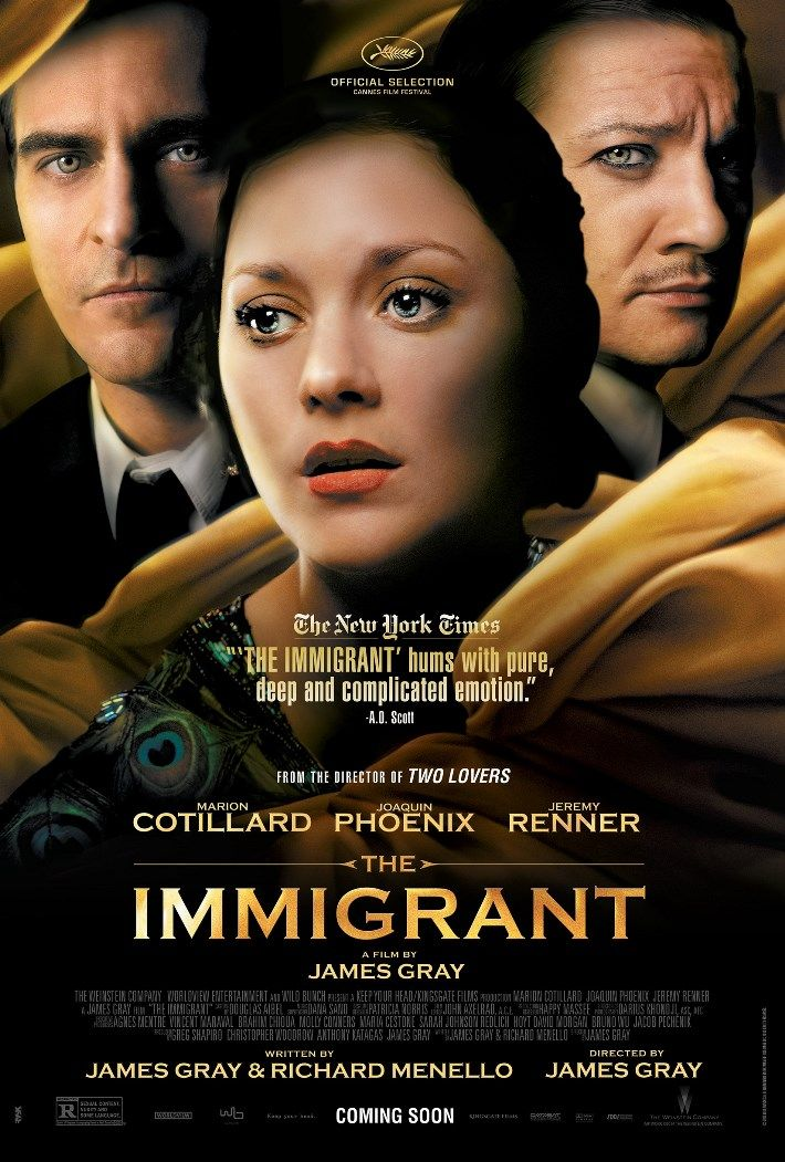 The Immigrant Movies to watch free, Jeremy renner
