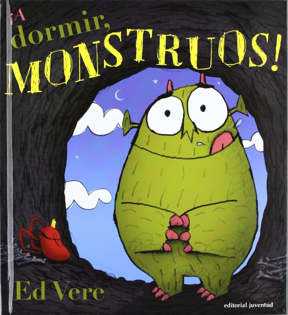 A dormir, monstruos! | Libros educativos infantiles y juveniles ...