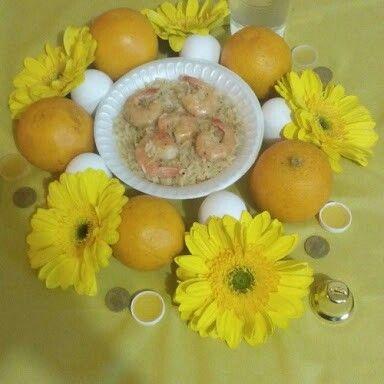 Ofrenda Oshun Oshun Oshun Goddess Samhain Altar