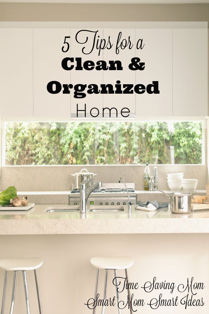 Clean and organized kitchen| Home organization ideas | Home cleaning ...