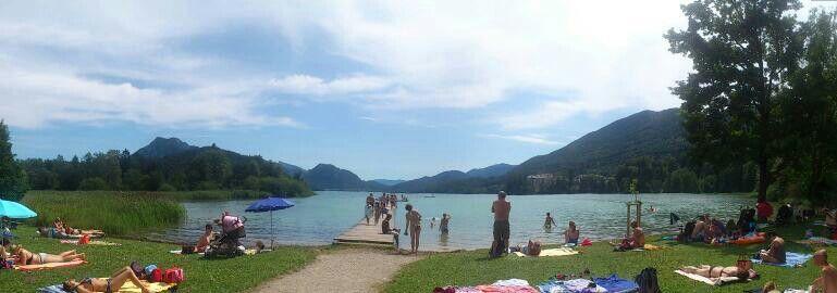 Traumhafte Seen: Fuschlsee