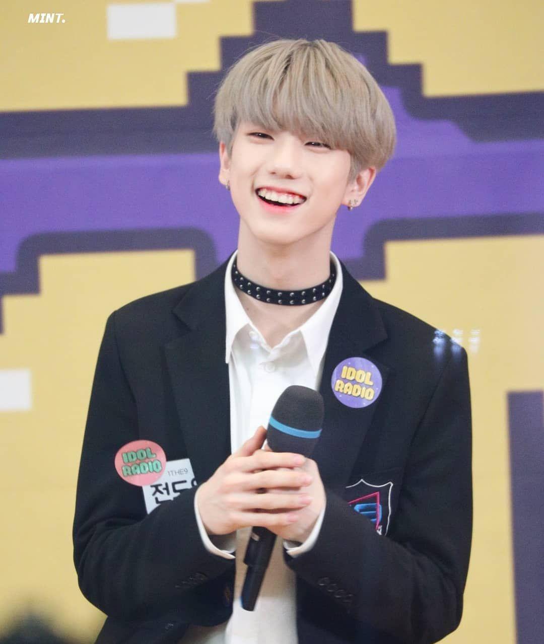 Jeon Doyum 1the9 Di Instagram Smiley Bub 1the9 On Idol Radio 190211 C Mint Follow Doyum Official And Turn On Our Post Notifi Jeon Korean Idol Korea Boy
